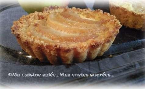 Tartelettes pommes clafoutis