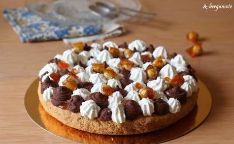 Tarte au chocolat façon fantastik de Michalak