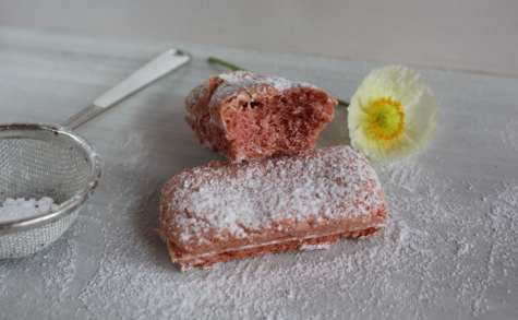 Les gourmands biscuits roses de Reims