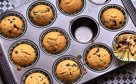 Muffins sans beurre