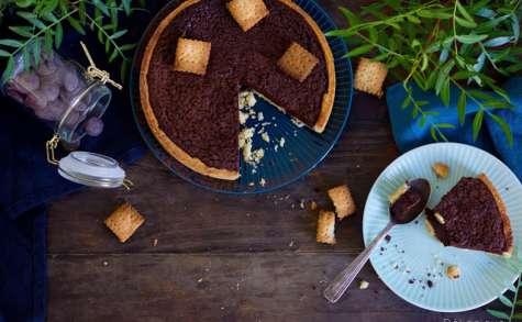 Tarte moelleux chocolat