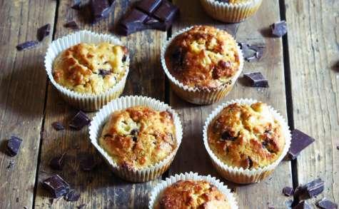 Muffinspoire blette et chocolat