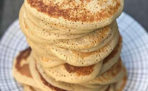 Mes pancakes à la banane
