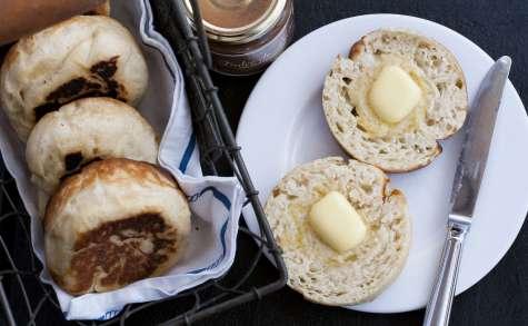 Muffins anglais fais maison