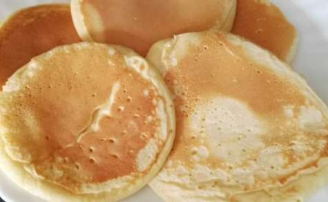 Pancakes express au Thermomix