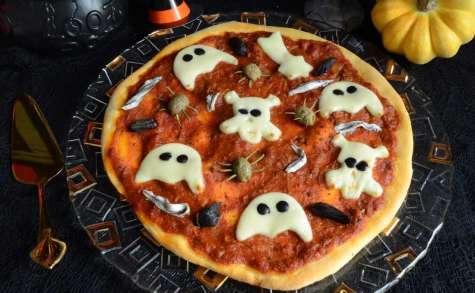 Pizzas fantômes maison