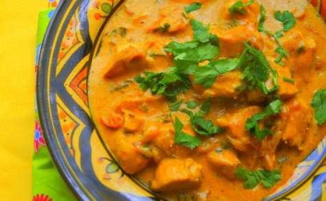 Poulet au curry indien facile