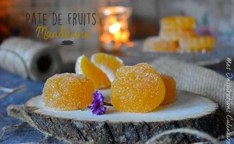 Pâte de fruits aux agrumes