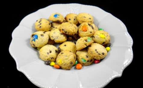 Cookies aux M&M's de Roxane