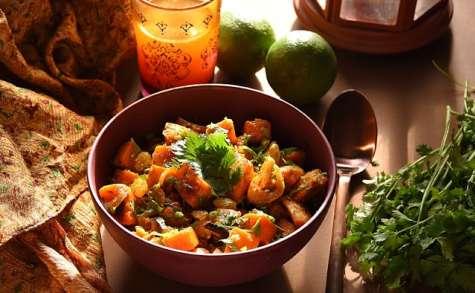 Patates douces à la Marocaine