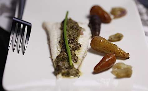 Filets de barbue à l'oseille