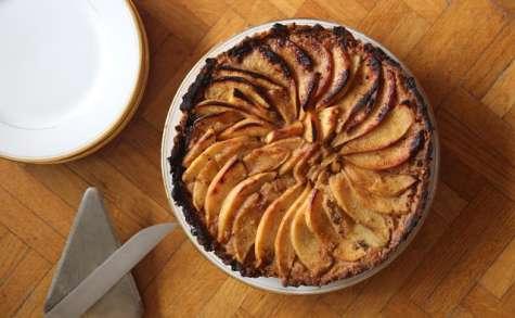 Tarte pommes-coings aux épices