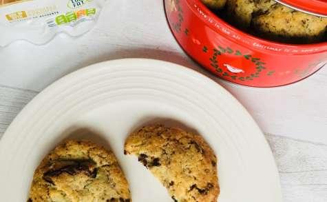Cookies aux pépites de chocolat et aux marrons