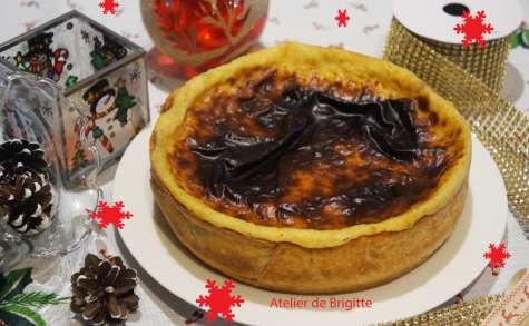 Flan pâtissier selon le Chef Ducasse