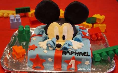 Mickey est de la fête