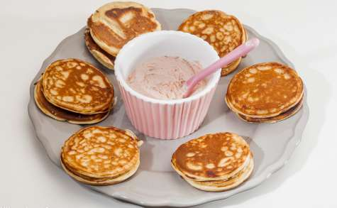 Blinis mousse de saumon