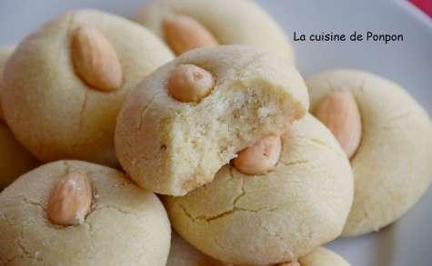 Montecaos, biscuits sablés andalous
