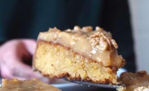 Gâteau au noix