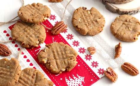 Cookie au beurre de cacahuète et noix de pécan | Mes recettes Healthy