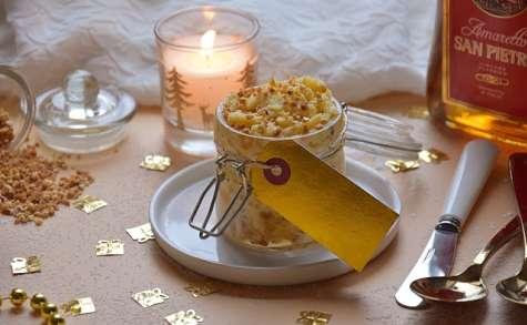 Beurre d'Amaretto au Pralin