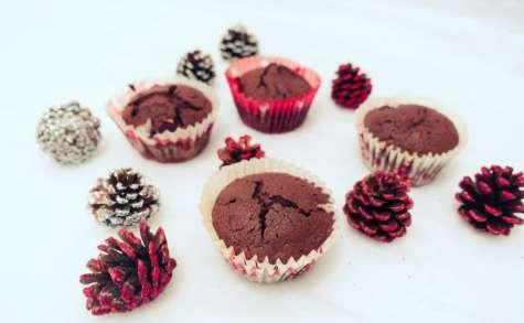 Muffins chocolat noisettes faciles et rapides
