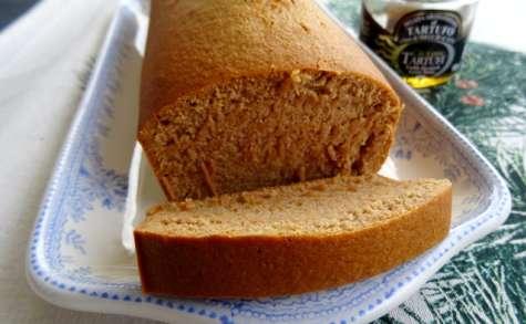 Mon pain d'épices au miel à la truffe