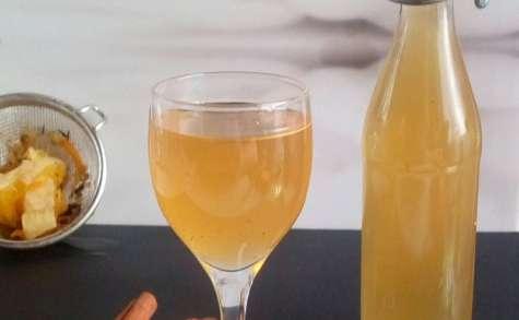 Liqueur de mandarine aux senteurs de Noël