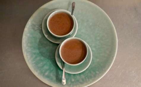 Tasse de choco-marron