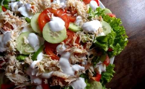 Salade de crabe - Raro tarati salad
