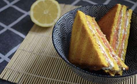 Club sandwich norvégien