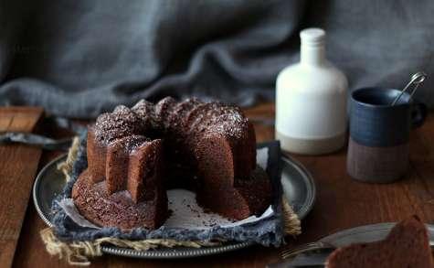 Bundt cake tout choco tout doux tout moelleux