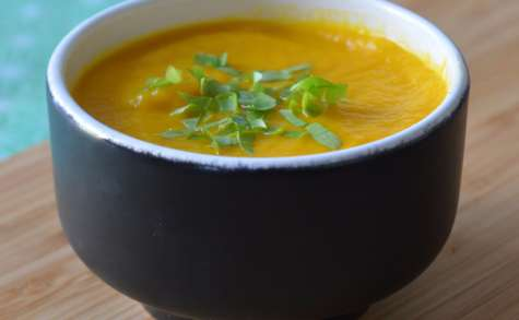 Velouté de carotte