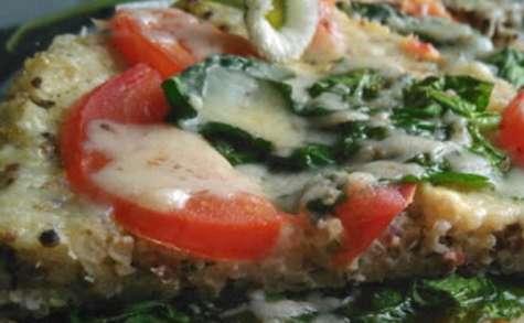 Quinoa façon pizza Délicieux