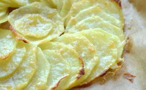 Corolles de pommes Anna au fromage
