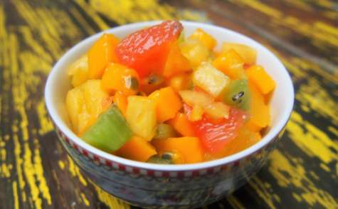 La meilleure salade de fruits