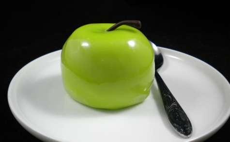Petits entremets Pommes Vertes