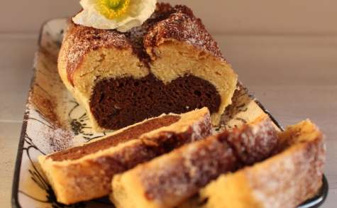 Le gâteau Savane de mon enfance à la vapeur