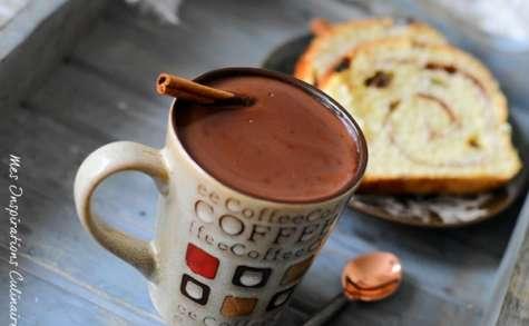 Chocolat chaud épais