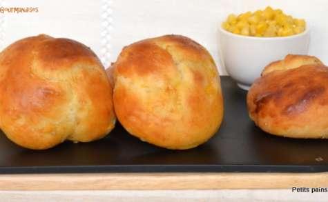 Petits pains au maïs