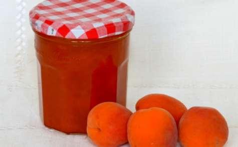 Confiture d'abricots à la badiane