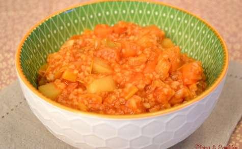 Pirasa, poireaux à la turque