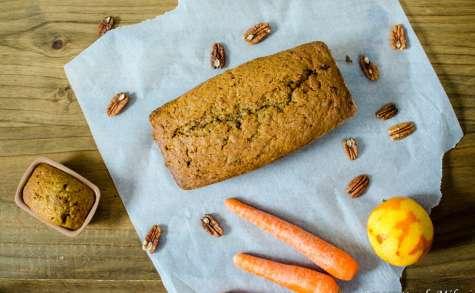 Carrot cake inspiré d'après Philippe Conticini