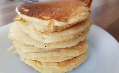 Pancakes épais et moelleux