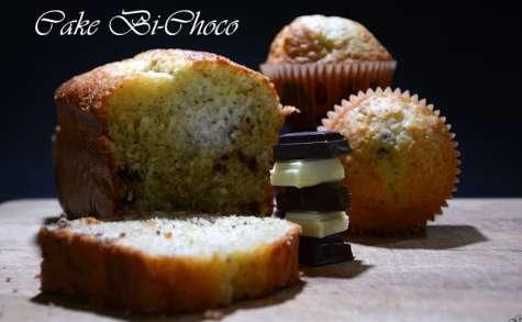 Cake bi-choco