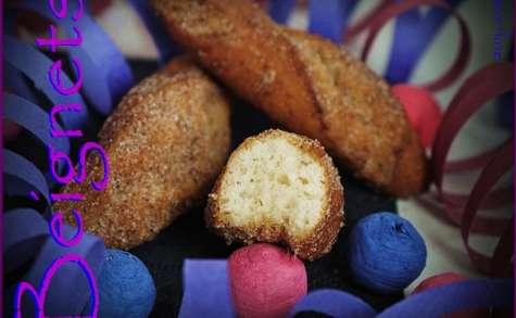 Schankala ou beignets de carnaval Alsaciens