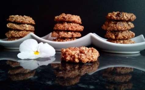 Cookies chocolat amandes coco