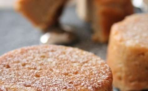 Petits gâteaux ricotta-citron bergamote