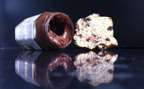Coconut chocolat bread