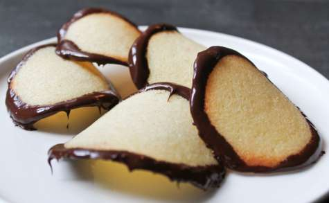 Tuiles chocolat faciles et rapides