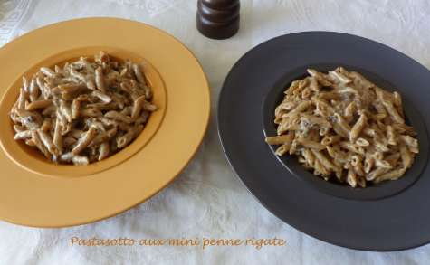 Pastasotto aux mini penne rigate